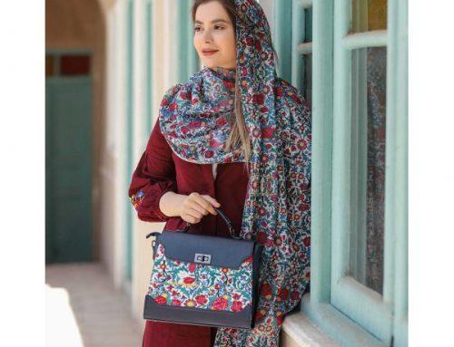 اهمیت رنگها در خرید ست کیف و روسری